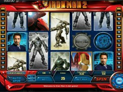 Iron Man gryautomaty77.com GamesOS 1/5