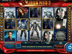 Iron Man gryautomaty77.com GamesOS 5/5