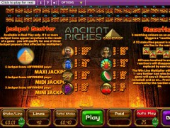 Ancient Riches gryautomaty77.com OpenBet 2/5
