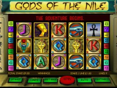 Gods of the Nile gryautomaty77.com OpenBet 1/5