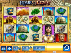 Rome and Egypt gryautomaty77.com William Hill Interactive 1/5