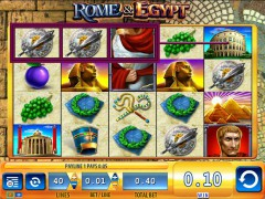 Rome and Egypt gryautomaty77.com William Hill Interactive 4/5
