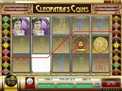Cleopatra's Coins gryautomaty77.com Rival 5/5