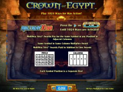 Crown Of Egypt gryautomaty77.com IGT Interactive 2/5