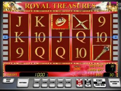 Royal Treasures - Gaminator
