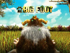 Mr Big Foot gryautomaty77.com Spadegaming 1/5