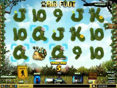 Mr Big Foot gryautomaty77.com Spadegaming 5/5