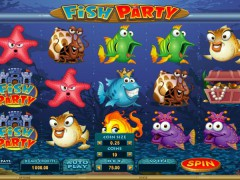 Fish Party gryautomaty77.com Microgaming 1/5