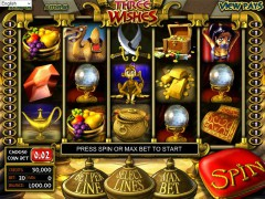 Three Wishes gryautomaty77.com Betsoft 1/5