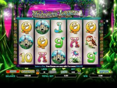 Unicorn Legend - Microgaming