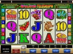 Bush Telegraph - Microgaming