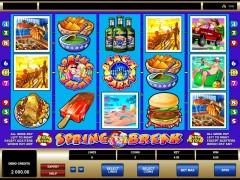 Spring Break gryautomaty77.com Microgaming 1/5