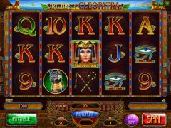 Riches of Cleopatra gryautomaty77.com Novomatic 1/5