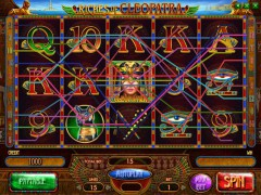 Riches of Cleopatra gryautomaty77.com Novomatic 3/5