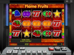 Flame Fruits - Novomatic