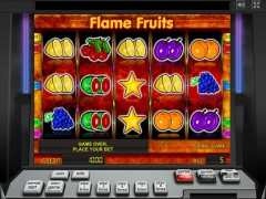 Flame Fruits - Gaminator