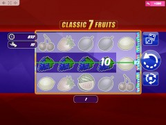 Classic7Fruits gryautomaty77.com MrSlotty 2/5