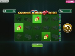 Golden Joker Dice gryautomaty77.com MrSlotty 2/5