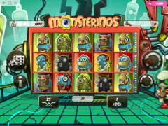 Monsterinos gryautomaty77.com MrSlotty 1/5