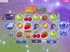 Wild7Fruits gryautomaty77.com MrSlotty 1/5