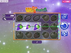 Wild7Fruits gryautomaty77.com MrSlotty 2/5