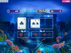 Mermaid Gold gryautomaty77.com MrSlotty 3/5