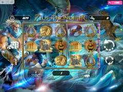 Zeus the Thunderer gryautomaty77.com MrSlotty 1/5