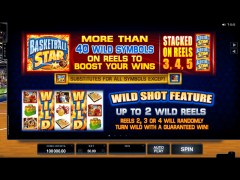 Basketball Star gryautomaty77.com Quickfire 2/5