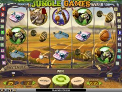 Jungle Games gryautomaty77.com NetEnt 1/5